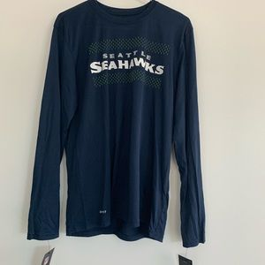 Seattle Seahawks nike dri fit shirt